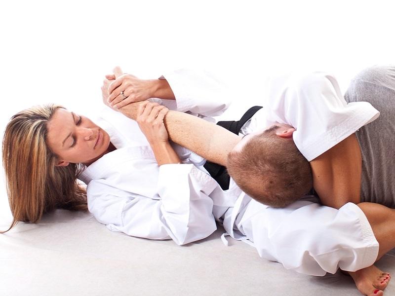 Gimnasio Brazilian Jiu Jitsu Madrid