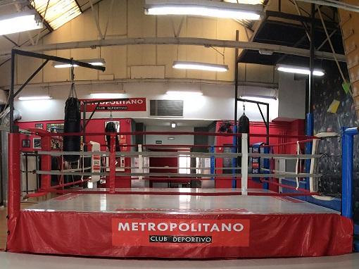 Gimnasio Boxeo Madrid