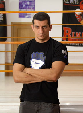 Entrenador Boxeo Jero