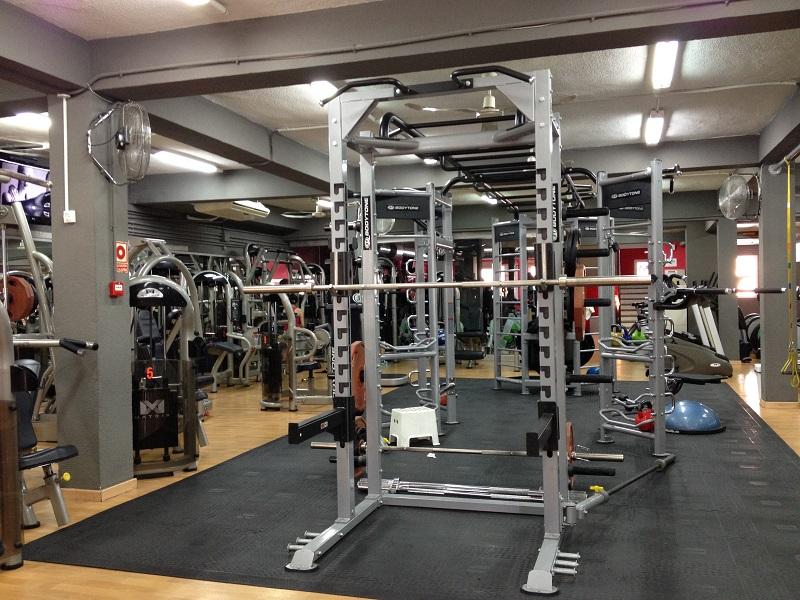 Gimnasio Sala Fitness Madrid