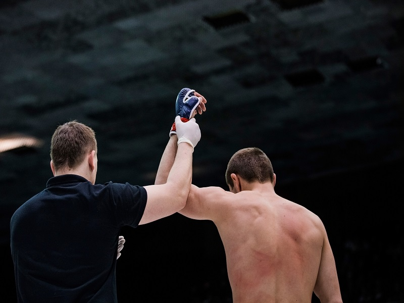 MMA | Artes Marciales Mixtas en Madrid