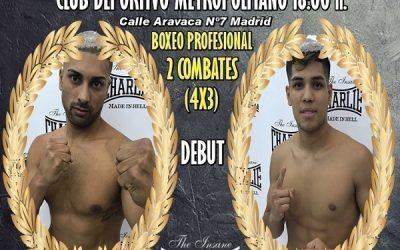 Velada de Boxeo organizada por José Valenciano
