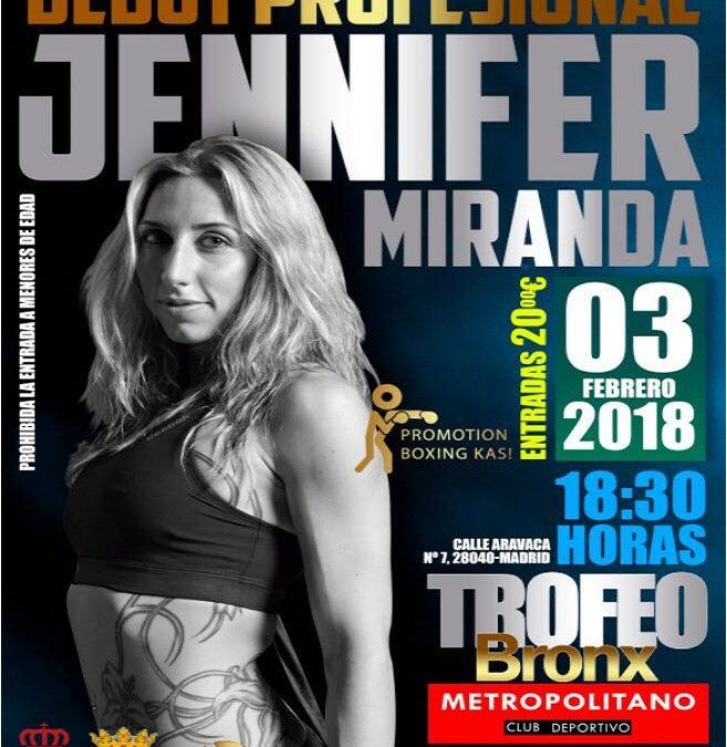 Velada de Boxeo: Trofeo Bronx