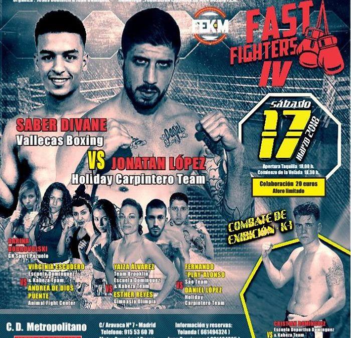 Velada Fast Fighters IV