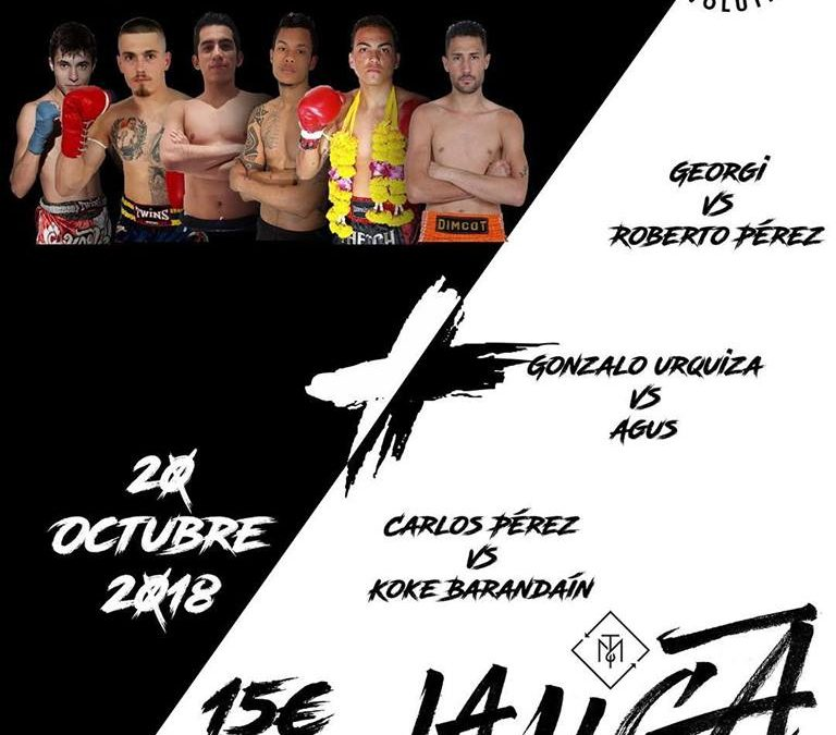 Muay Thai Revolution XII