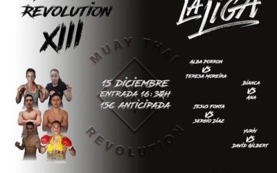 Muay Thai Revolution XIII