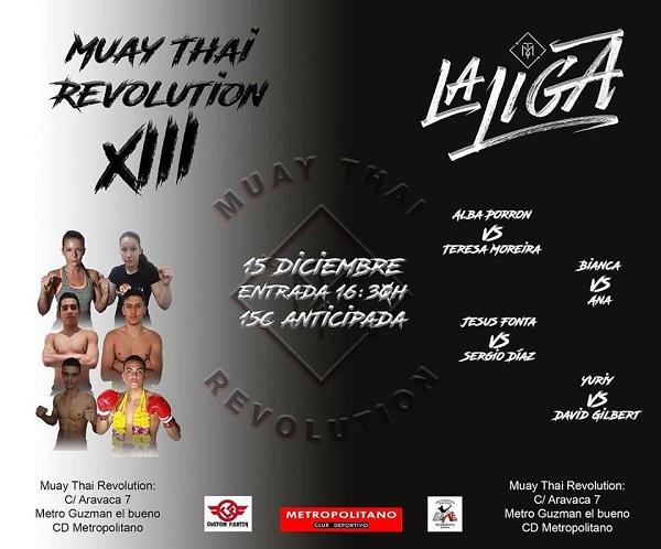 Muay Thai Revolution XIII
