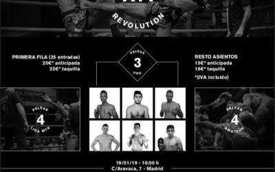 Muay Thai Revolution XIV