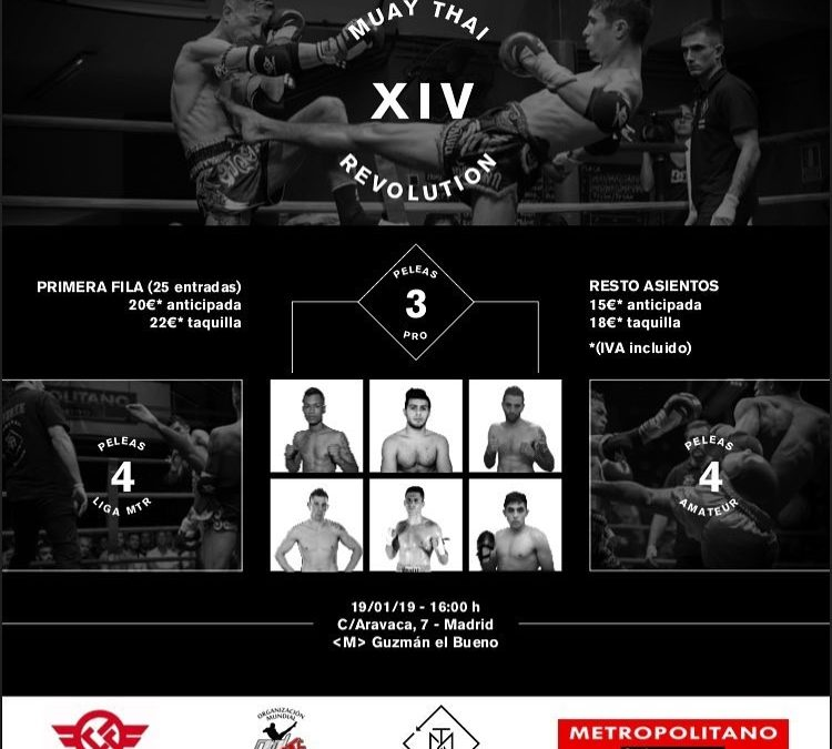 Muay Thai Revolution XIV