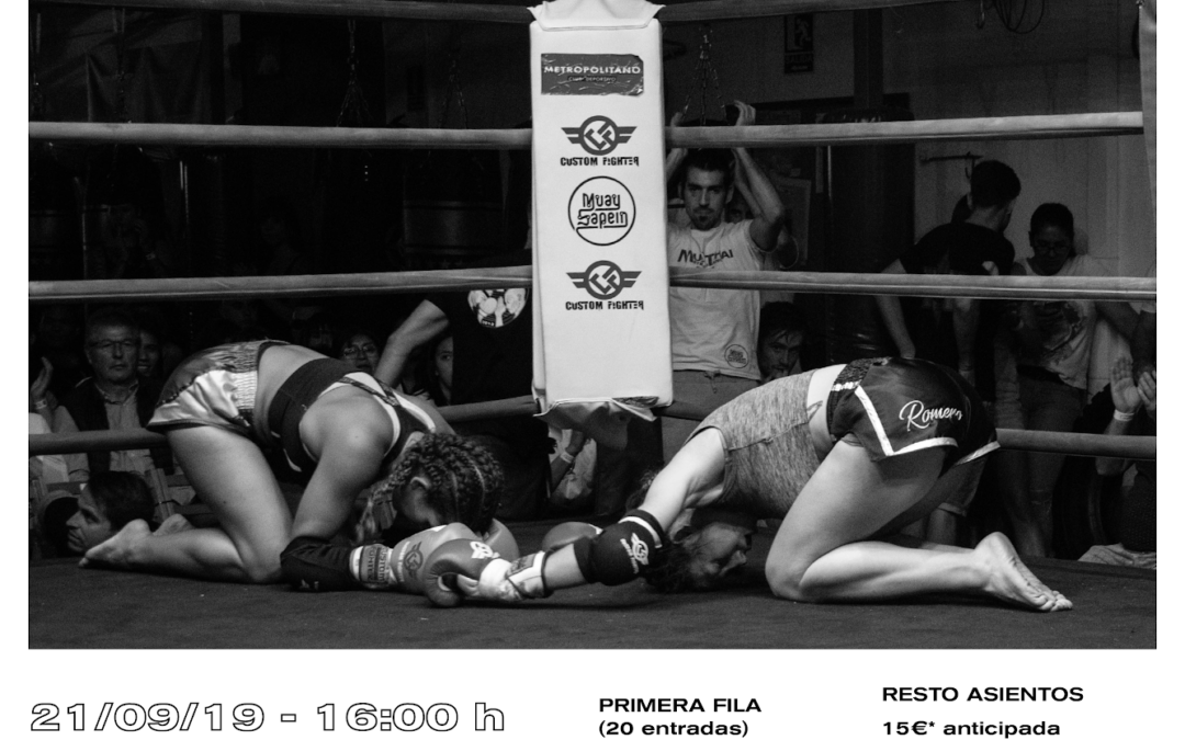 Muay Thai Revolution XVIII