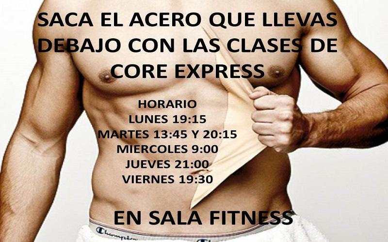 Nuevas clases de Core Express