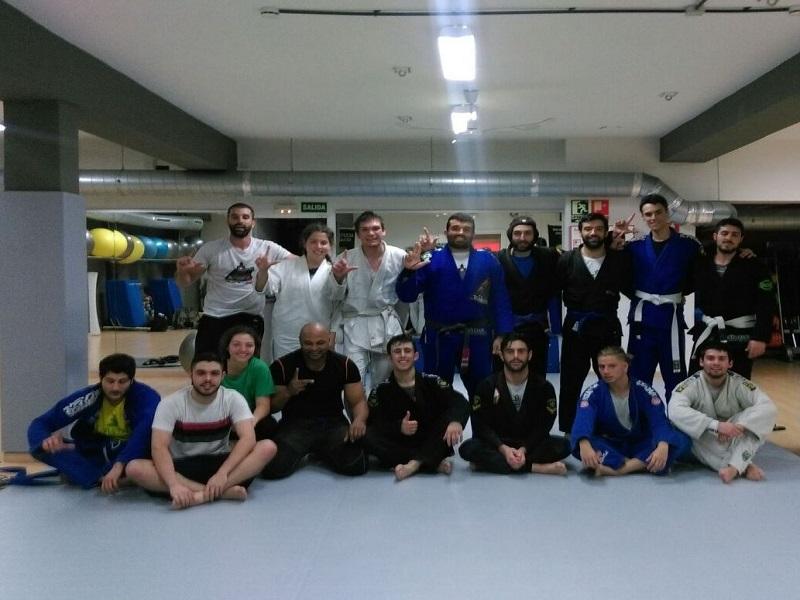 Aun más clases de Brazilian Jiu Jitsu