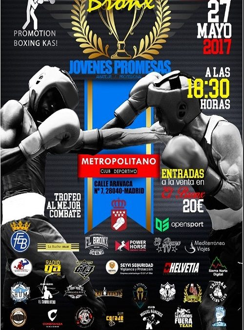 Velada de Boxeo Amateur El Bronx
