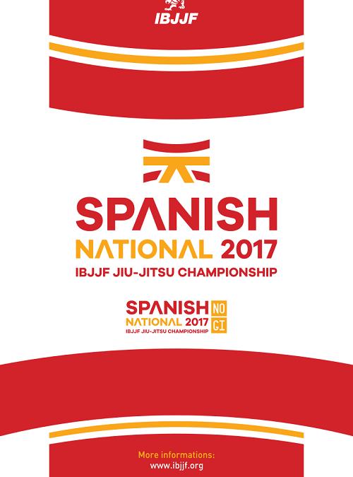 Campeonato nacional de Brazilian Jiu Jitsu