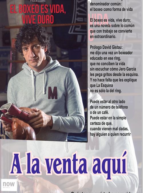 «El Boxeo es Vida, Vive Duro» ya en el gimnasio
