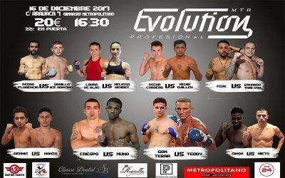Velada de Muay Thai Profesional e Internacional