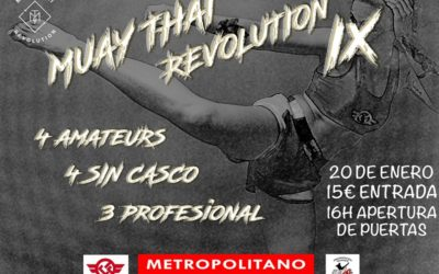 Muay Thai Revolution IX