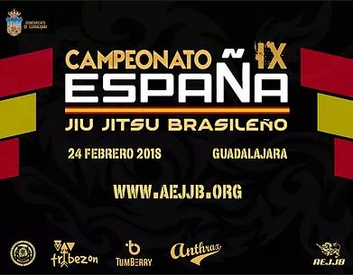 IX Campeonato de España de Brazilian Jiu Jitsu