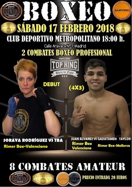 Boxeo Amateur y Profesional