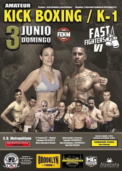 Velada Fast Fighters VI