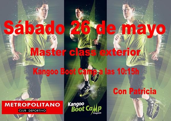Master Class Kangoo Boot Camp