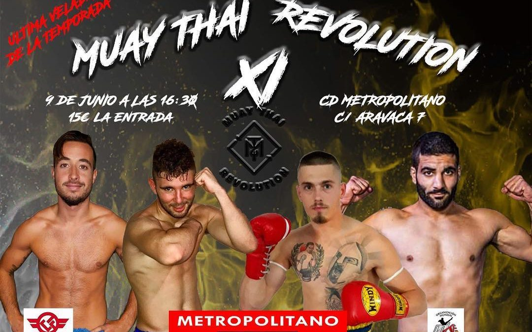 Muay Thai Revolution XI
