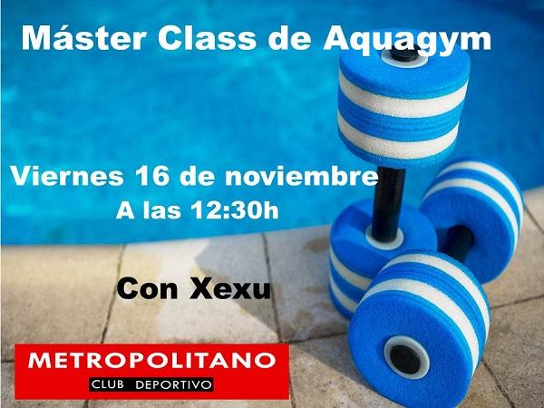 Master Class Aquagym