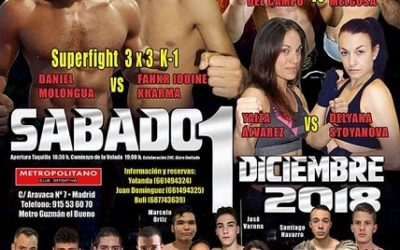 Velada Fast Fighters VIII